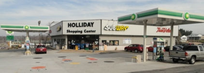Holliday Shopping Center