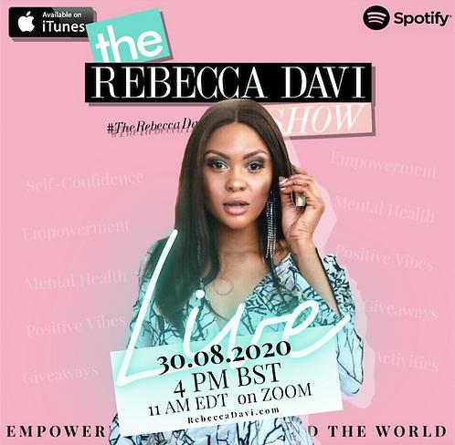 The Rebecca Davi Show LIVE