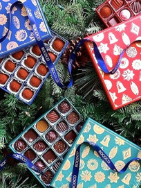 Pleasure Sprinkled with Salt and Cardamon: Inside London's Exquisite Chocolate Shop