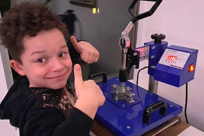 Meet the 8-Year-Old Entrepreneur Who Created an Empowering Clothing Line During Pandemic