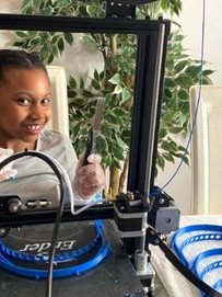 Meet Nahla-Rose: The Eight-year-old Providing UK With a Solution for PPE Shortages