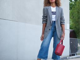 It's Official: Wide-leg Jeans are Making a Trendy Comeback