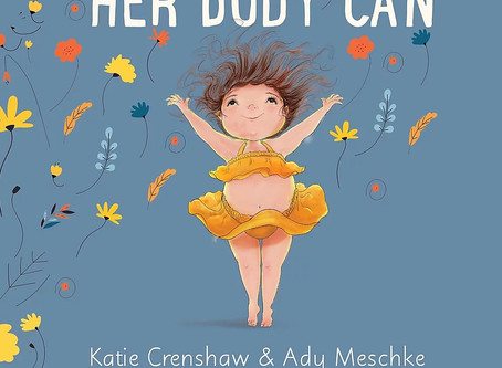 Finally, A Boundary-Breaking Body Positive Book Teaching Children to Love Themselves