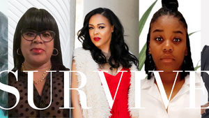 Five Empowering Survivors Take a Stand by Telling Their Stories of Leaving an Abusive Relationship