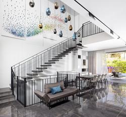 מדרגות מרחפות מברזל.1