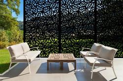 Tropical m patio