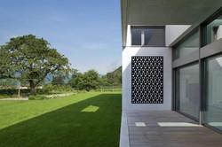 Cubism m concrete wall