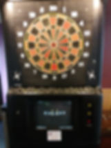 Electronic English Dart Board