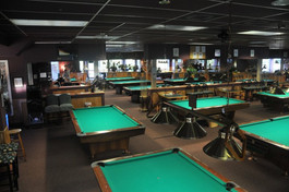 Players Billiards view from pool table 19