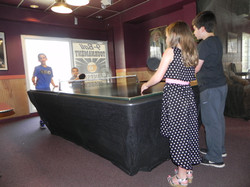 Ping Pong Table at Players Billiards