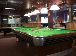 Snooker bridges and cue's
