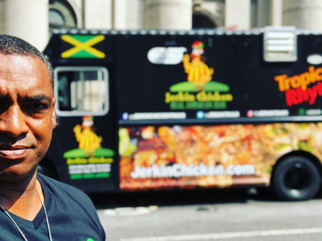 Mobile Jamaican Food Truck Caterer