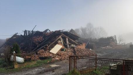 Akcija prikupljanja pomoći za ljude ugrožene potresom
