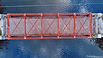 Drone Aerial Professional Aerial Photography and Videography Bridge Hudson Valley Hudson River