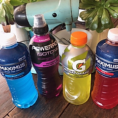 Sports Drinks (Large Bottles)
