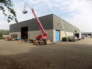 Zakelijke diensten omtrent dakwerken| Dakwerken Haesen