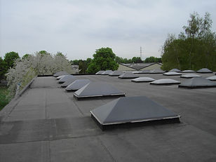 Platte daken | Dakwerken Haesen
