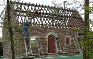 Renovatie van monumentale panden | Dakwerken Haesen