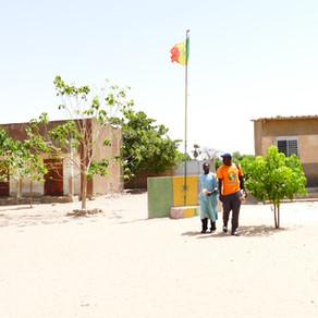 La comunidad educativa de Boyar y las bicicletas