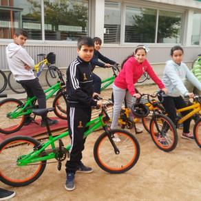 Las bicicletas del Pla de Salt