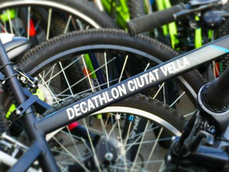Nos encantan las bicicletas de Decathlon