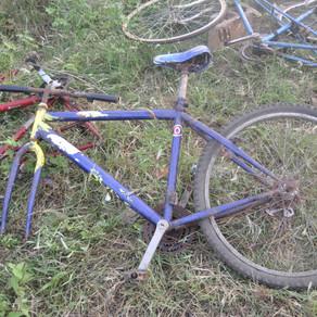 Dejamos de recoger bicis usadas
