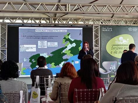 São Pedro da Aldeia participa de 1º Seminário Estadual de Turismo Rural e de Aventura
