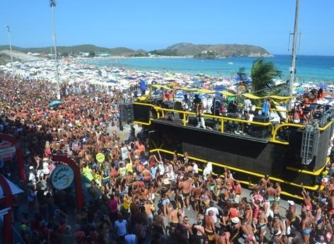 Carnaval não acabou: blocos saem hoje em Cabo frio