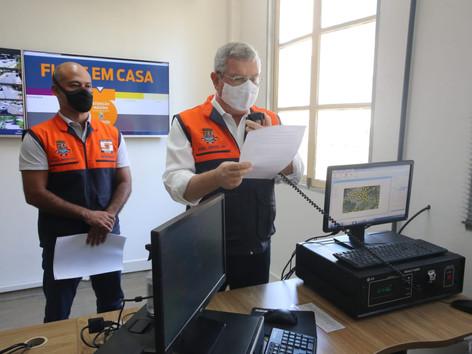 Covid-19: Sirenes alertam que a situação em Niterói está crítica
