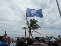 Júri nacional aprova Bandeira Azul no Peró