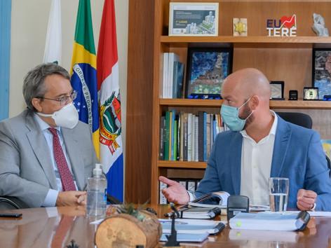 Cônsul da Itália confirma parceria com Teresópolis para realização do 'Festival Di Teresa'