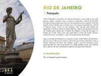Ministério do Turismo indica Petrópolis como uma das cidades do país mais seguras para os visitantes