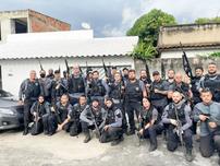 Justiça apoiou operação policial que localizou o miliciano Ecko morto em tiroteio
