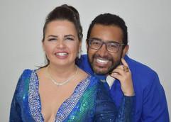 Acadêmicos do Sossego apresenta novo casal de mestre-sala e porta-bandeira
