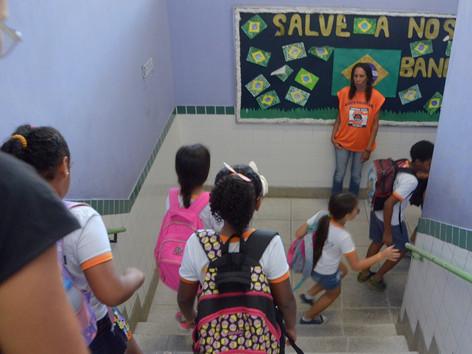 Defesa Civil de Niterói participa de novo projeto de educação nas escolas