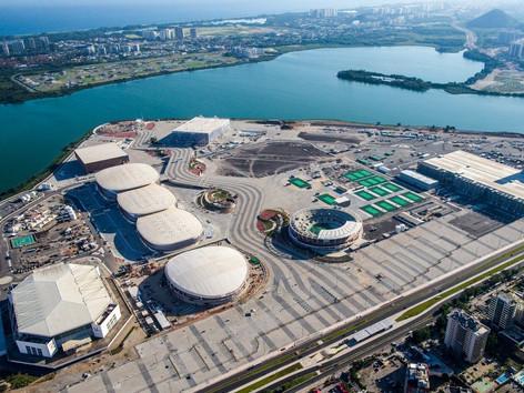 Jogos Escolares Brasileiros no Parque Olímpico da Barra