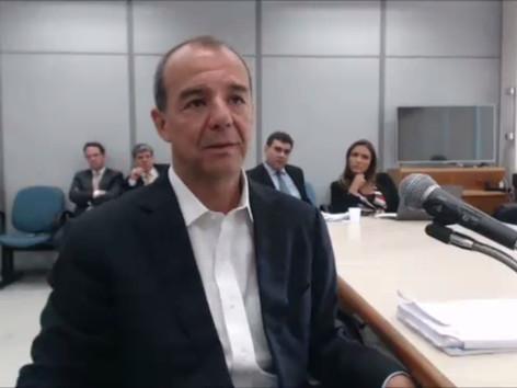 Sergio Cabral um injustiçado