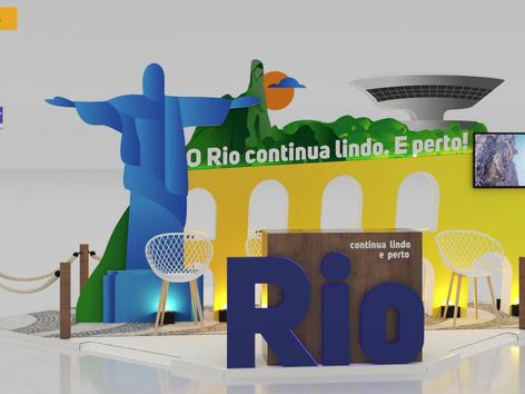 Rio de Janeiro invade o Brasil com ação de promoção turística
