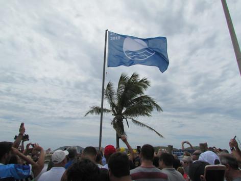 Cabo Frio ganha Bandeira Azul no Peró e agora quer na Praia do Forte