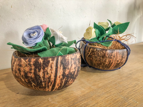 Do fruto à arte: projeto busca artesanato sustentável em São Pedro da Aldeia