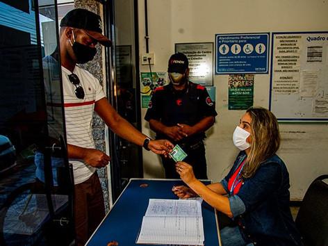 Detran vai fornecer documentos de identidade para vítimas de incêndio em Santa Cruz