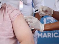 Pessoas com deficiência têm vacinação especial em Maricá