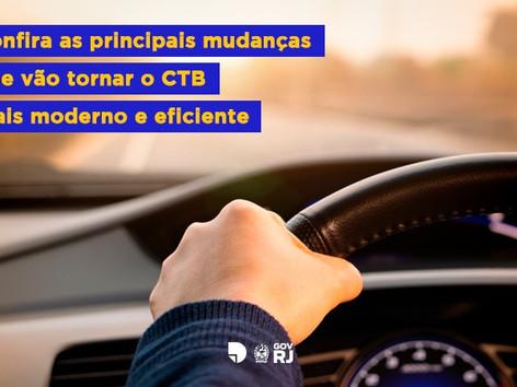 Novas regras do Código de Trânsito Brasileiro valem a partir desta segunda-feira (12)
