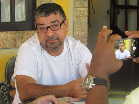 Exclusivo: Quaquá detona o PSL e afirma que no voto ninguém tira o PT de Maricá