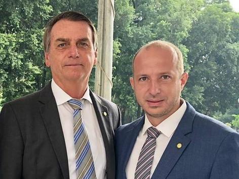 Marcelo Delaroli  será interlocutor dos municípios e estados com o Palácio do Planalto