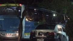 Descaso ou incompetência: mais um ônibus da Amparo é assaltado