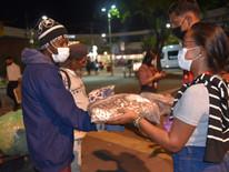 """Agora18ºC: """"Maricá Solidário"""" busca diminuir os efeitos do frio à população de rua"""