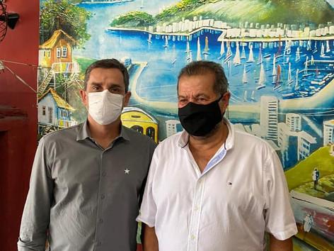 PDT e PT discutem em Maricá a urgência de reconstrução de sonhos e direitos do povo