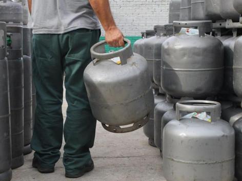 Alerj aprova isenção de ICMS para botijão de gás no Rio de Janeiro