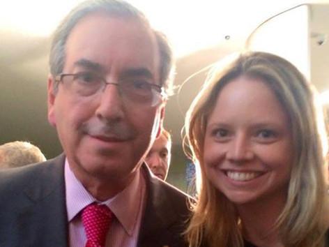 Eduardo Cunha pensa em ser deputado federal por São Paulo e a filha Danielle pelo Rio